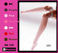 Custom Stockings For Blythe/Pullip/Monster High/Lalaloopsy/Hujoo/Dal - BS120,WH