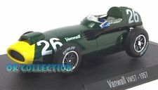 1:43 VANWALL VW 57 - RBA F1 (1957) - Stirling Moss (012)
