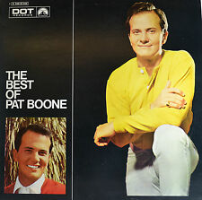"""THE BEST OF PAT BOONE - HITS 12""""  LP (R79)"""