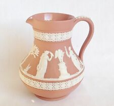 TERRACOTTA WEDGWOOD CARAFFA ACQUA-terracotta Jasperware