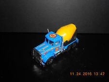 Matchbox Peterbilt Cement Truck