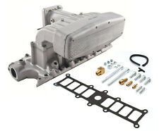 86-93 Mustang 5.0 ProComp Qualifier Upper Lower Satin Intake Edelbrock RPM Copy