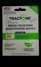 Tracfone Bring Your Own Phone BYOP AT&T GSM MICRO / STANDARD Dual SIM Card Kit