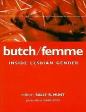 Butch/Femme: Inside Lesbian Gender (Lesbian & Gay Studies), Lesbian Studies,Soci