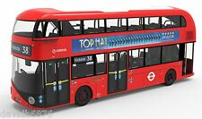 CORGI OOC ARRIVA NEW BUS FOR LONDON (38 VICTORIA) 'TOP HAT'-OM46607