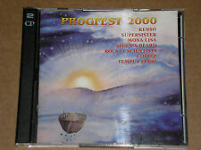 PROGFEST 2000 (MONA LISA, KENSO, SPOCK'S BEARD) - 2 CD COME NUOVO (MINT)