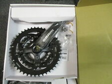 Sram Chainset 11A S600 Powerspline 175mm Triple 44-32-22 Black