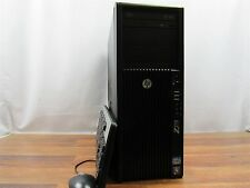 HP Z210 Workstation Quad Core i5-2400 3.1GHz 16GB RAM 250GB HDD DVD+RW