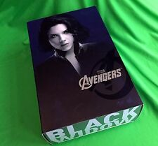 Hot Toys BLACK WIDOW Sixth Scale 1/6 Figure MMS178 The Avengers Movie Series