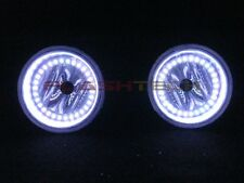 Chrysler 300c White LED HALO FOG LIGHT KIT (2005-2010)