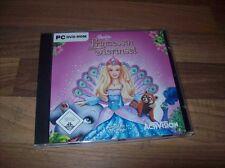 Barbie PC Spiel selten Barbie als Prinzessin der Tierinsel Top für Mädchen