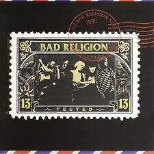 BAD RELIGION Tested (CD 1997) Punk Rock 27 Tracks Made in Germany