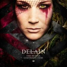 The Human Contradiction (Ltd.Mediabook Edt.) von Delain (2014)