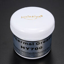 HY700 100g Silver Thermal Conductive Grease Paste For CPU GPU Cooling Heatsink