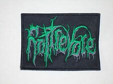 ROTTREVORE DEATH METAL EMBRIDERED PATCH