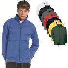 Herren B&C Wind-Regen Dicht Outdoor Jacke Sweatshirt Shirt Pullover S - XXXL