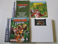 Donkey Kong Country in OVP Box - Nintendo GameBoy Advance / SP / DS