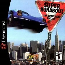 Super Runabout - Dreamcast Game