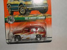 "1998 MATCHBOX #46 - '97 CHEVY TAHOE ""ROUGH 'N TOUGH"""