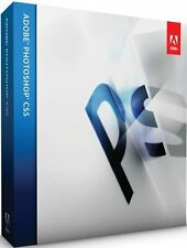 Adobe Photoshop CS3 + CS5 Vollversion Windows deutsch MWST BOX Retail