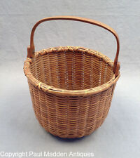 Antique Nantucket Lightship Basket