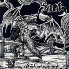 "Sabbat ""Live In San Franciconslaught"" CD [JAPAN EVIL CULT BLACK THRASH METAL]"