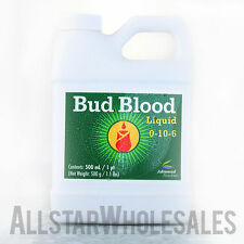 Advanced Nutrients Bud Blood Liquid Flower Booster Bloom Stimulator, 500mL