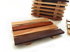 1 reclaimed wood soap dishes - handcrafted in the Portland, Oregon USA -