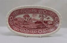 Villeroy & and Boch RUSTICANA RED pickle dish 24cm