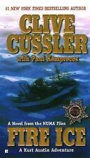 Fire Ice (The Numa Files), Clive Cussler, Paul Kemprecos, Good Book