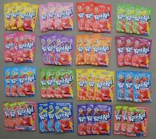 "KOOL-AID drink mix: 48 count ""VARIETY PACK of 16 FLAVOR FAVORITES"" 3 packets ea."