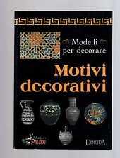 Teodorico Battaglini - motivi decorativi - modelli per decorare -mrz2