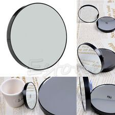 Magnifying 10x Mirror Makeup Bathroom Magnification Travel Suction Cosmetic