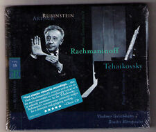 Rubinstein Collection Vol. 15 sealed CD classical piano Rachmaninoff Tchaikovsky
