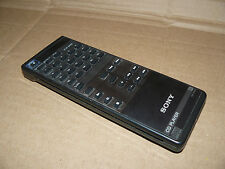 Sony RM-690 remote control for CDP-690 CD player - working great