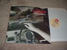 EARTHSHAKER EarthShaker '83 DEBUT LP RARE power metal ORIG IMPORT press MINT-