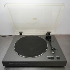 Vintage belt drive turntable Pioneer PL-110 auto-return record player