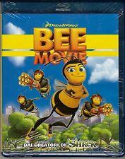 Blu-ray DreamWorks **BEE MOVIE** nuovo 2007