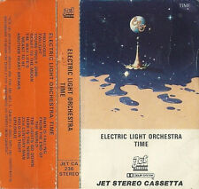 Electric Light Orchestra - Time (Cassette, Album)