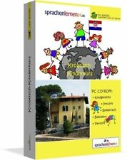 Kroatisch lernen Kindersprachkurs Sprache lernen Kroatien Urlaub Sprachkurs