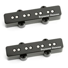 Seymour Duncan Basslines STK-J2 Hot Stack Jazz Bass pickup set NEW free ship