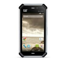 Cat S50 (Unlocked) Black 8GB IP67 Rugged, Dust Waterproof LTE 4g Cell Phone
