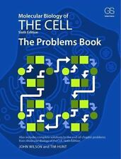MOLECULAR BIOLOGY OF THE CELL - The Problems Book (PAPERBACK) NEW