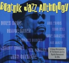 BEATNIK JAZZ ANTHOLOGY (Miles Davis,Horace Silver Quintet,Lee Morgan)  2 CD NEU