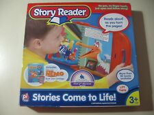 Story Reader learning system, Brand New and Sealed +  Nemo book & cartridge