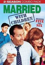 Married With Children: Seasons 5 & 6 (DVD, 2014, 4-Disc Set)