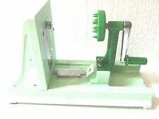 Japanese Professional Turning Vegetable Slicer, Good for Home and Restaurant.