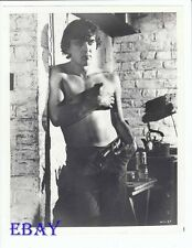 David Hemmings barechested VINTAGE Photo The Walking Stick