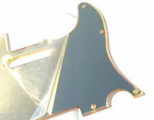 NEW PICKGUARD TELECASTER gold mirror pour Fender, Squier ou autre tele etc