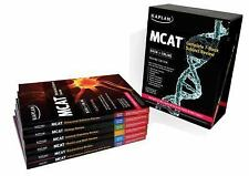 Kaplan Test Prep: Kaplan MCAT Complete 7-Book Subject Review 2016 by Kaplan (201
